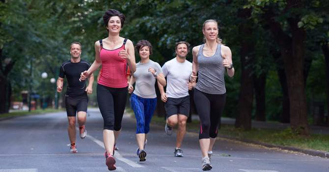 15 Minutes of Walking On A Daily Basis Can Change Your Body Drastically image