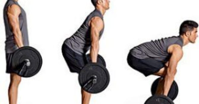 Deadlifts - The many benefits image